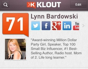 Lynn's Social Media Influence is a Huge Brand Booster!