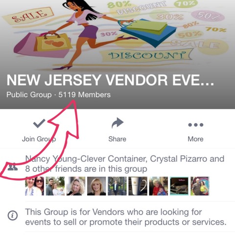 how-to-find-vendor-events