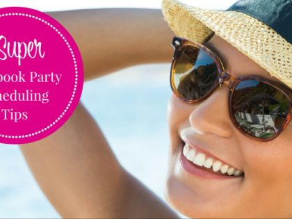 5 Super Facebook Party Scheduling Tips