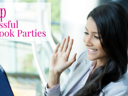 What You Must Do To Have Successful Facebook Parties