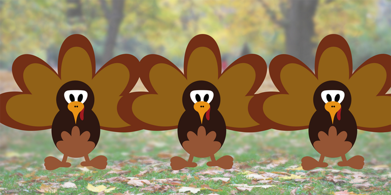 Turkey Trot Ideas for Direct Sellers